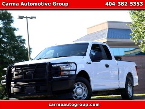 2018 Ford F-150 for sale at Carma Auto Group in Duluth GA