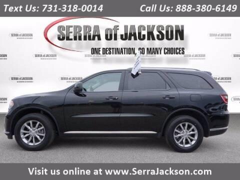 2018 Dodge Durango for sale at Serra Of Jackson in Jackson TN