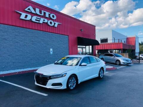 2019 Honda Accord for sale at Auto Depot of Smyrna in Smyrna TN