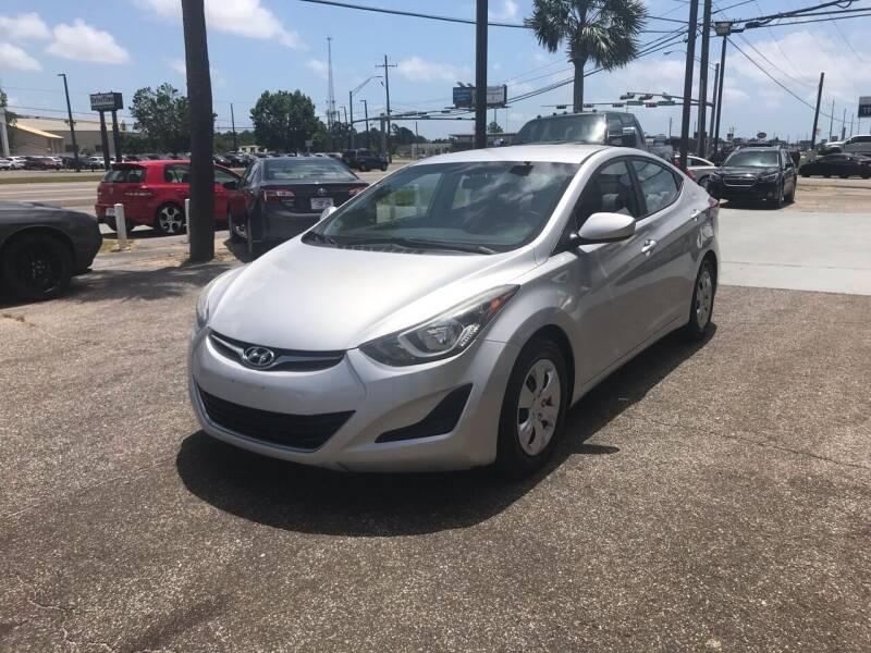 2016 Hyundai Elantra for sale at Advance Auto Wholesale in Pensacola FL
