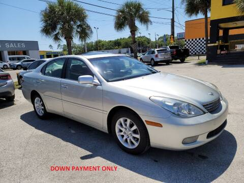2004 Lexus ES 330 for sale at Trust Motors in Jacksonville FL