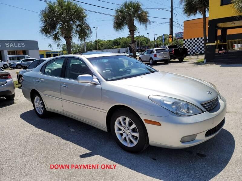 2004 Lexus ES 330 for sale at Trust Motors in Jacksonville FL