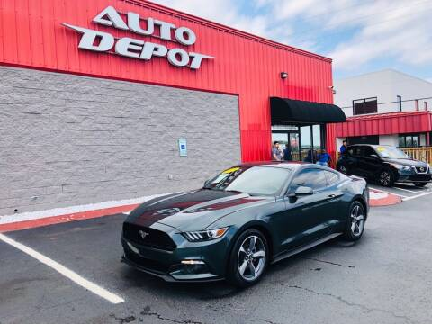 2015 Ford Mustang for sale at Auto Depot of Madison in Madison TN