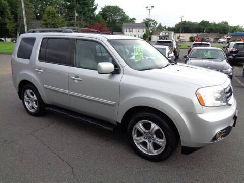 2012 Honda Pilot for sale at BETTER BUYS AUTO INC in East Windsor CT