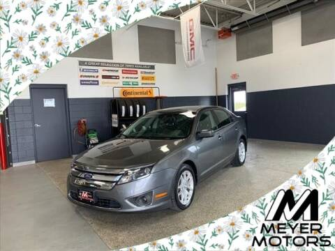 2011 Ford Fusion for sale at Meyer Motors in Plymouth WI