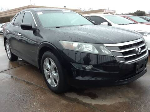 2012 Honda Crosstour for sale at Auto Haus Imports in Grand Prairie TX