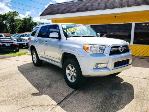 2011 Toyota 4Runner for sale at THE COLISEUM MOTORS in Pensacola FL