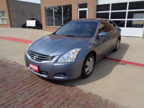 2010 Nissan Altima for sale at Rediger Automotive in Milford NE