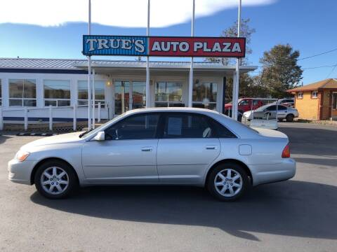 2001 Toyota Avalon for sale at True's Auto Plaza in Union Gap WA