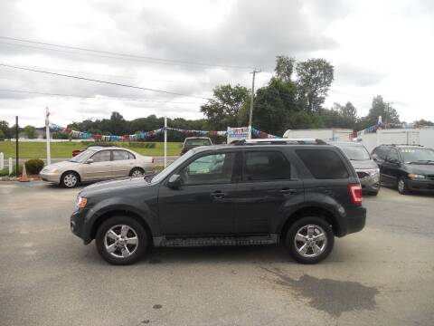 2008 Ford Escape for sale at All Cars and Trucks in Buena NJ