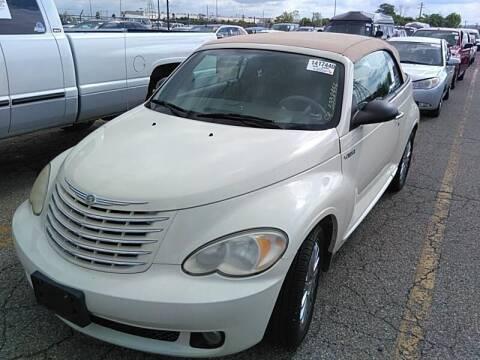 2006 Chrysler PT Cruiser for sale at Cj king of car loans/JJ's Best Auto Sales in Troy MI