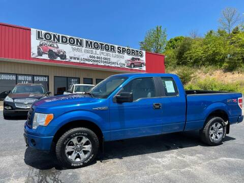 2012 Ford F-150 for sale at London Motor Sports, LLC in London KY