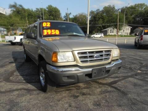 2002 Ford Ranger for sale at Kansas City Motors in Kansas City MO