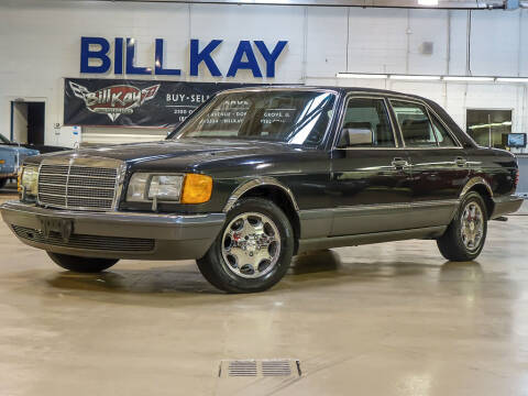 1990 Mercedes-Benz 300-Class for sale at Bill Kay Corvette's and Classic's in Downers Grove IL