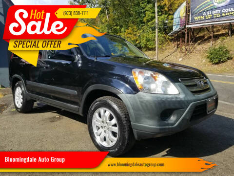2005 Honda CR-V for sale at Bloomingdale Auto Group in Bloomingdale NJ