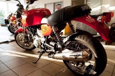 2007 Ducati GT1000