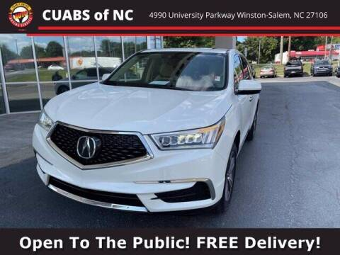 2017 Acura MDX for sale at Summit Credit Union Auto Buying Service in Winston Salem NC