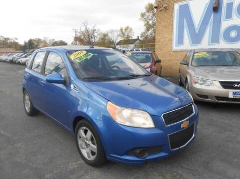 2009 Chevrolet Aveo for sale at Michael Motors in Harvey IL