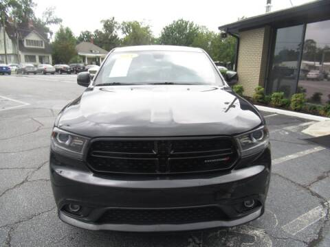 2015 Dodge Durango for sale at Maluda Auto Sales in Valdosta GA