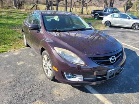 2010 Mazda MAZDA6 for sale at Sussex County Auto & Trailer Exchange -$700 drives in Wantage NJ