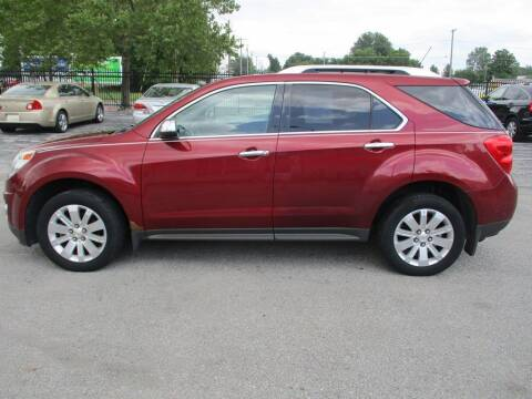2011 Chevrolet Equinox for sale at Settle Auto Sales STATE RD. in Fort Wayne IN