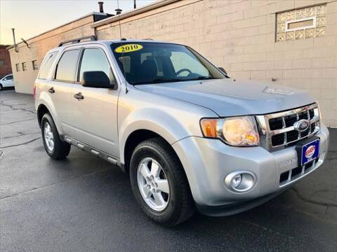 2010 Ford Escape for sale at Richardson Sales & Service in Highland IN