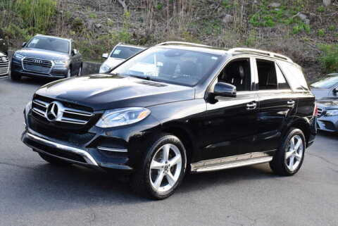 2017 Mercedes-Benz GLE for sale at Automall Collection in Peabody MA