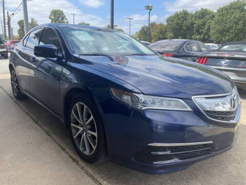 2015 Acura TLX for sale at Pary's Auto Sales in Garland TX