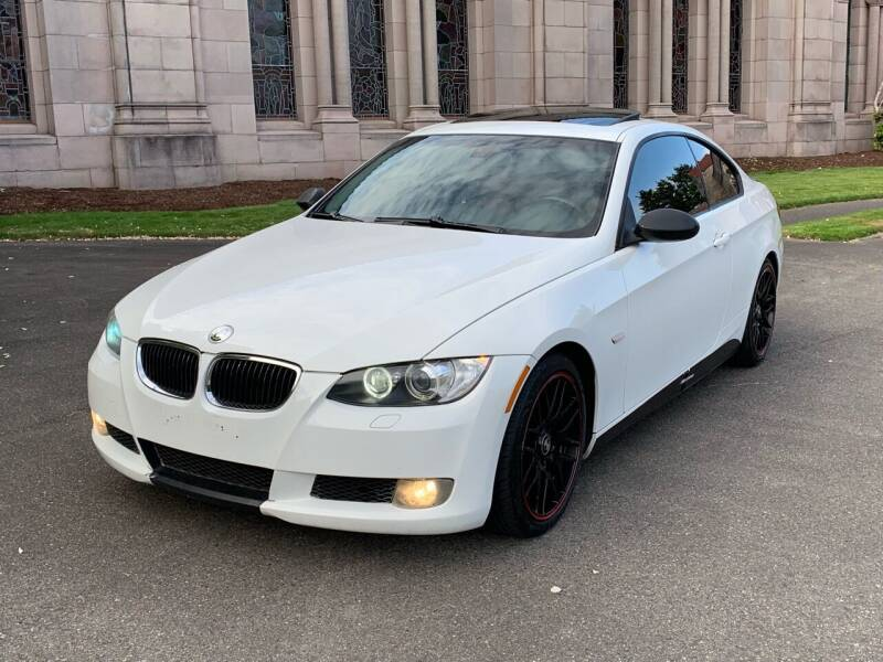 2008 BMW 3 Series for sale at First Union Auto in Seattle WA
