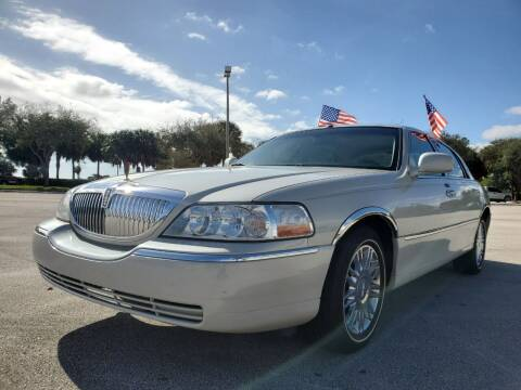 2006 Lincoln Town Car for sale at Winners Autosport in Pompano Beach FL