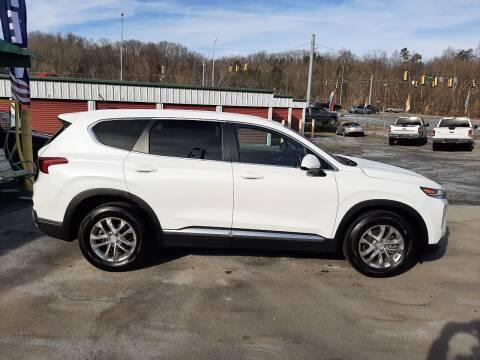 2019 Hyundai Santa Fe for sale at Green Tree Motors in Elizabethton TN