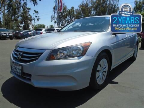 2011 Honda Accord for sale at Centre City Motors in Escondido CA