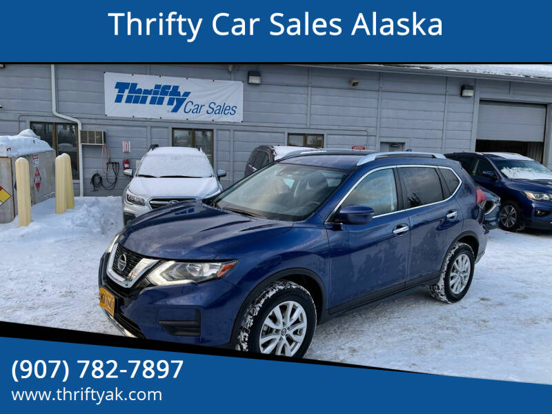 2020 Nissan Rogue for sale at Thrifty Car Sales Alaska in Anchorage AK
