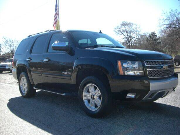 2008 Chevrolet Tahoe for sale at Manquen Automotive in Simpsonville SC