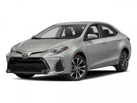 2017 Toyota Corolla for sale at Crown Automotive of Lawrence Kansas in Lawrence KS