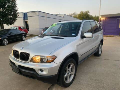 2005 BMW X5 for sale at Quality Auto Sales LLC in Garland TX
