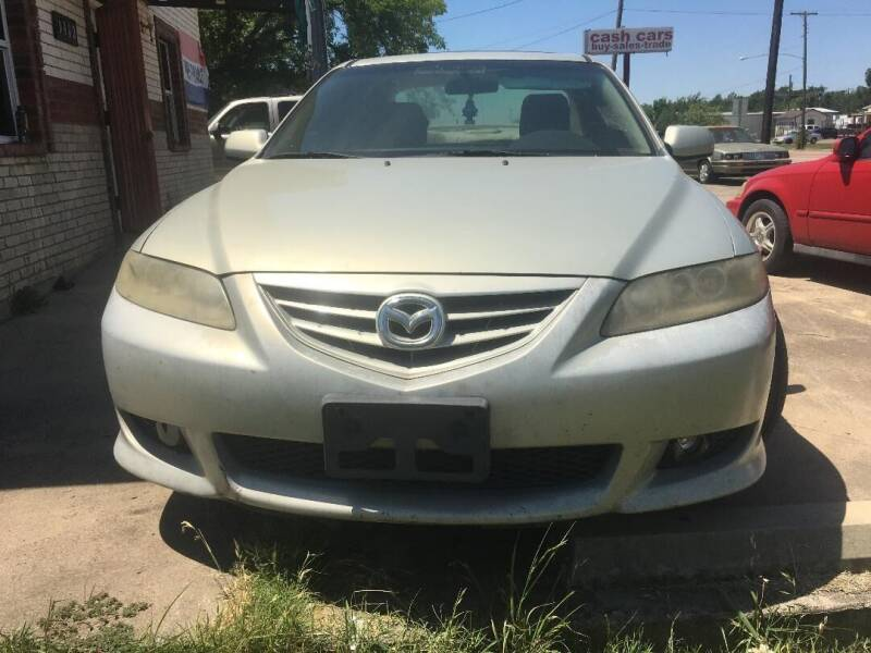 2005 Mazda MAZDA6 for sale at OLVERA AUTO SALES in Terrell TX