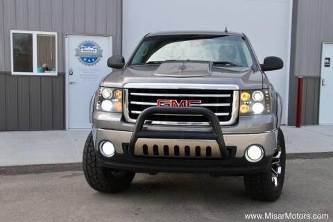2013 GMC Sierra 1500 for sale at Misar Motors in Ada MI