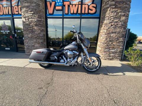 2015 Harley-Davidson Street Glide for sale at 1 Stop Harleys in Peoria AZ