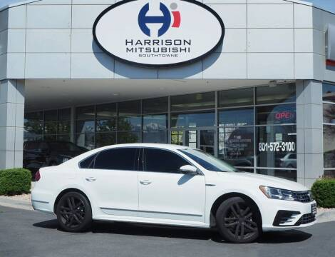 2017 Volkswagen Passat for sale at Harrison Imports in Sandy UT