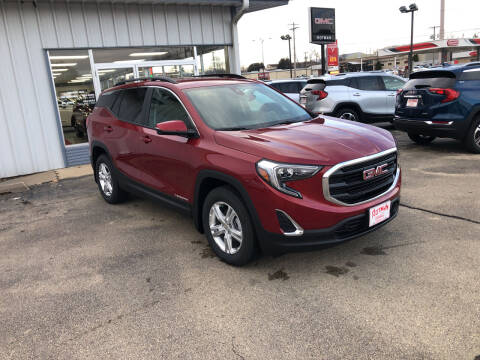 2021 GMC Terrain for sale at ROTMAN MOTOR CO in Maquoketa IA