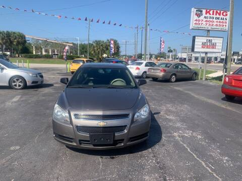 2012 Chevrolet Malibu for sale at King Auto Deals in Longwood FL