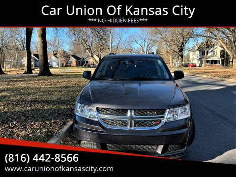2018 Dodge Journey for sale at Car Union Of Kansas City in Kansas City MO