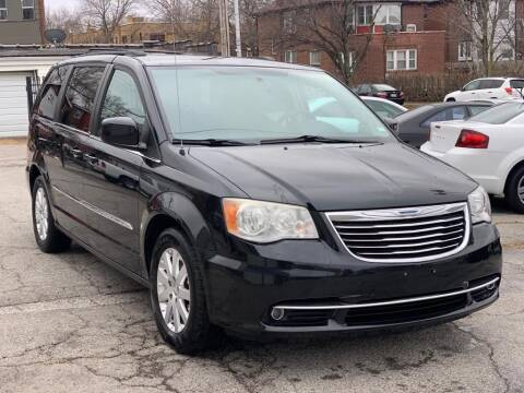 2013 Chrysler Town and Country for sale at IMPORT Motors in Saint Louis MO