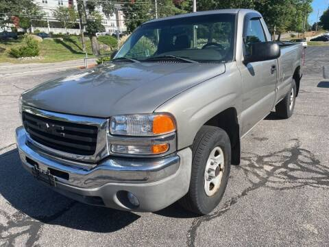 2003 GMC Sierra 1500 for sale at Premier Automart in Milford MA