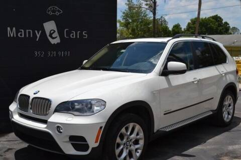 2013 BMW X5 for sale at ManyEcars.com in Mount Dora FL