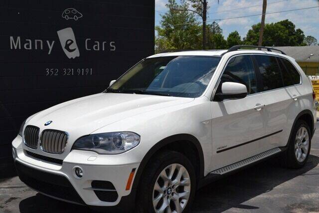2013 BMW X5 for sale at ManyEcars.com in Mount Dora FL