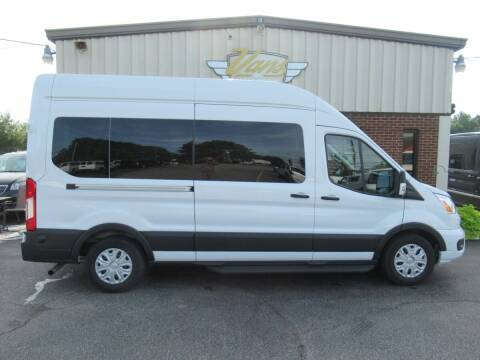 2020 Ford Transit Passenger for sale at Vans Of Great Bridge in Chesapeake VA