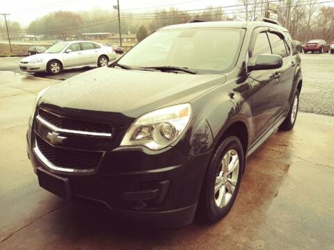 2014 Chevrolet Equinox for sale at IDEAL IMPORTS WEST in Rock Hill SC