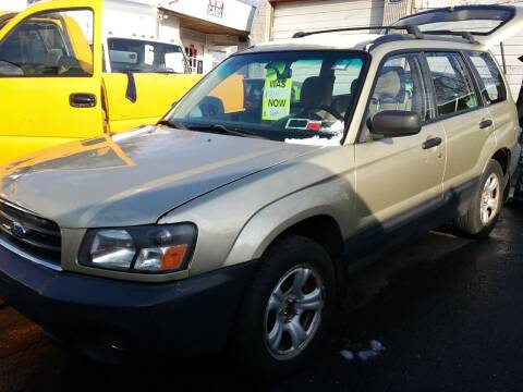 2004 Subaru Forester for sale at Drive Deleon in Yonkers NY